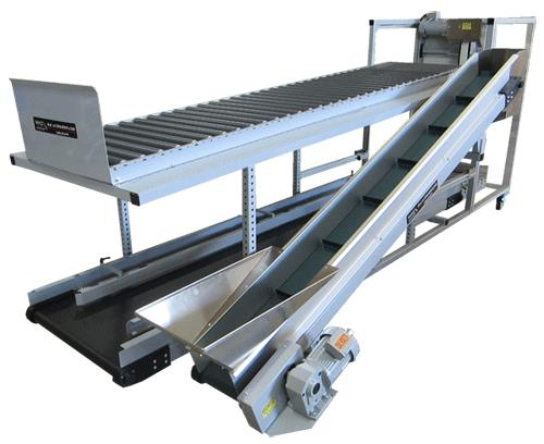 Mac Stack With SFA Conveyor